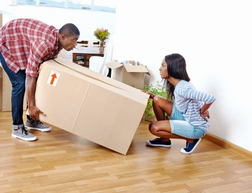16 Mistakes People Make When Moving