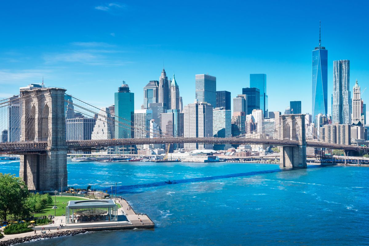Move from Brooklyn to Manhattan