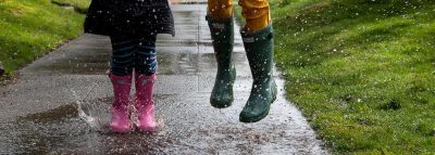 what to do with your kids when it's raining